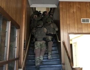 SWAT Training 4