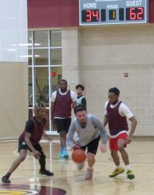 WU Intramural Basketball
