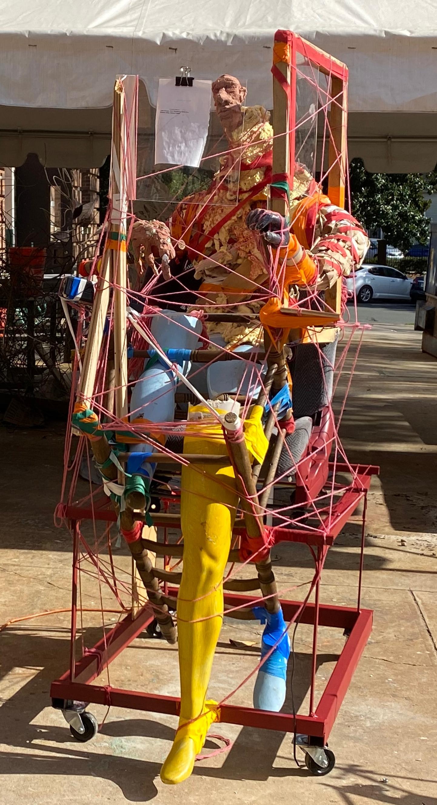 Griffin Cordell Sculpture