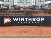 The Winthrop baseball team will open its season in late February with new assistant coach Chris Clare in the dugout (photo: Joey Tepper).